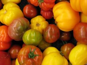 heirloom tomatoes2 Denise Krebs6044234434_8f838a929c_o
