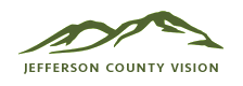 Jefferson County Vision logo